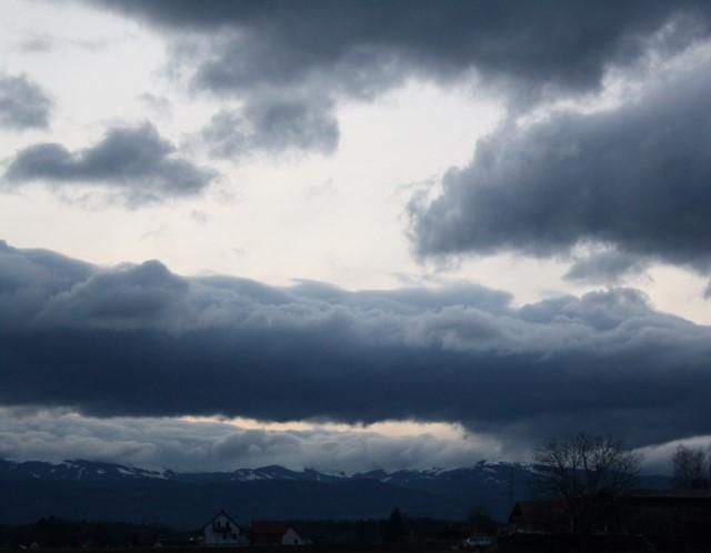 Föhn Wolken
