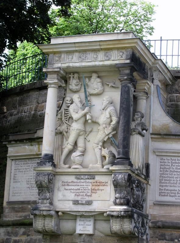 Denkmal Dresden