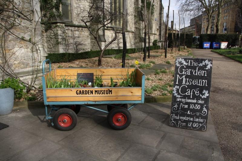 Gartenmuseum London