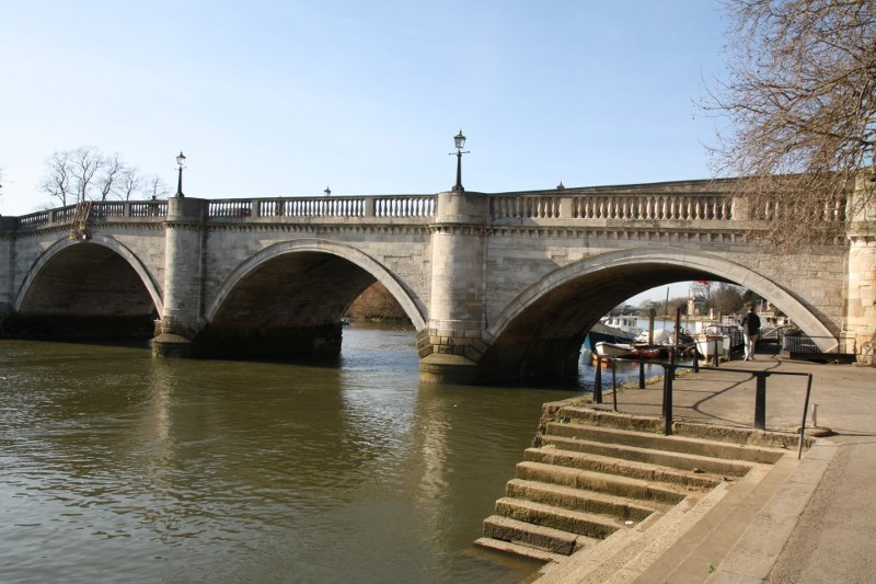 Themsebrücke Richmond